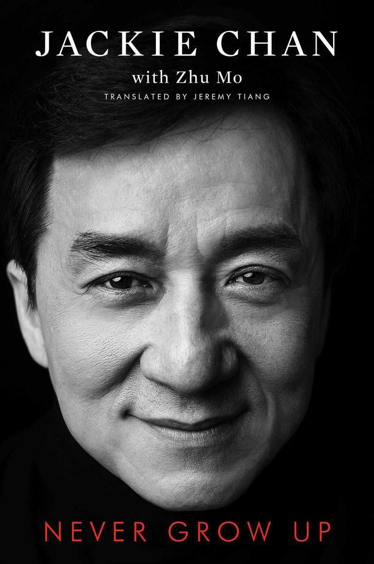 JACKIE CHAN - Curiosities about the life of Jackie Chan